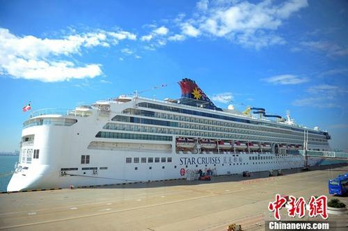 前11月广州南沙邮轮接待出入境旅客逾44万人次