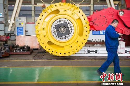 3月份中国PPI同比涨幅扩大