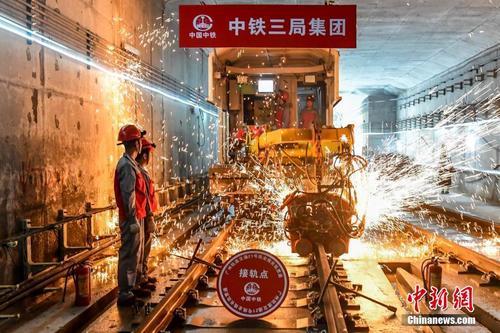 广州地铁二十一号线全线贯通