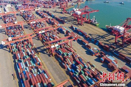 """商務部專家張威:""""一帶一路""""促進世界經貿合作發展"""