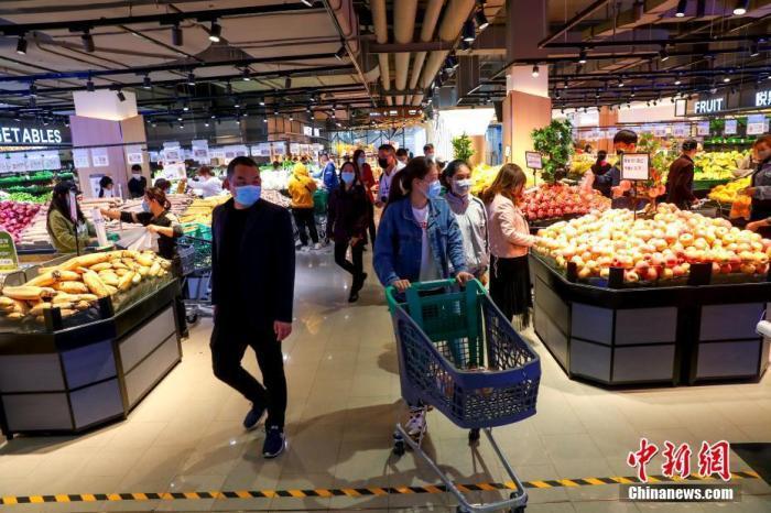 商务部:上周食用农产品价格略涨肉类价格小幅上涨