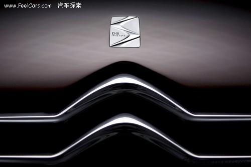 雪铁龙DS车系概念车标-黛丝女神 雪铁龙将推出全新豪华车系 DS高清图片