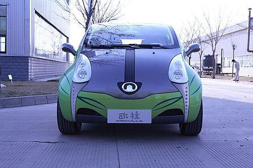 作为长城汽车的一款环保战略车型,欧拉的高调出现不仅丰富高清图片