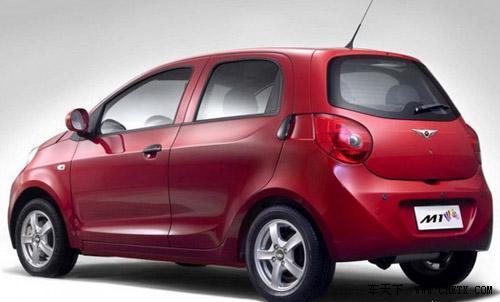 雪佛兰新乐风全国开售 7款8万内新车推荐 6高清图片