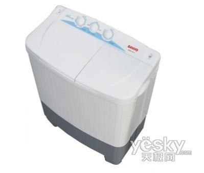 双桶洗衣机小降 三洋xpb60-601s欲破5百
