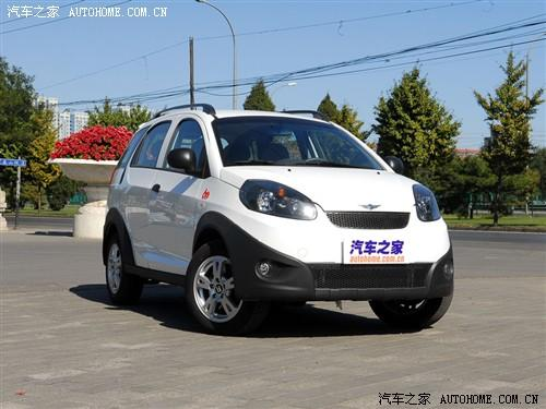 奇瑞汽车 瑞麒x1 09款 基本型高清图片