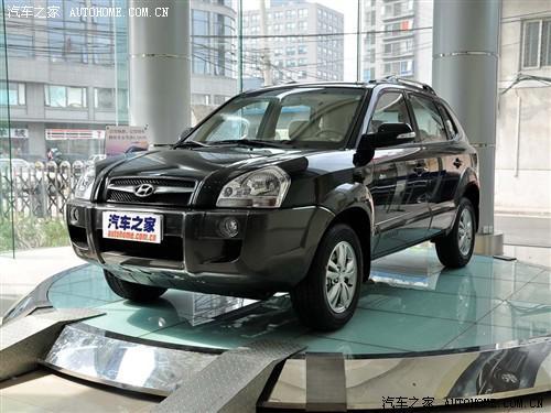 北京现代 途胜 09款 2.0四驱手动豪华型 高清图片