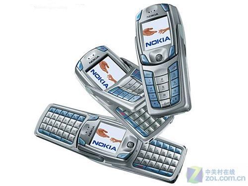 诺基亚经典全键盘手机回顾(5)
