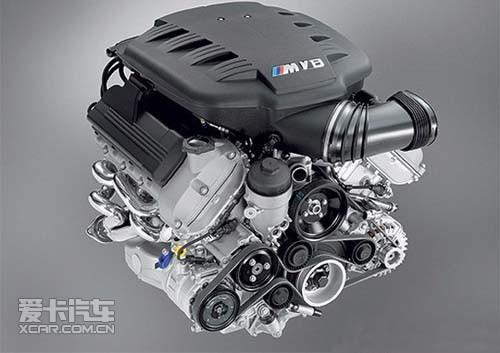 宝马4.0升v8发动机