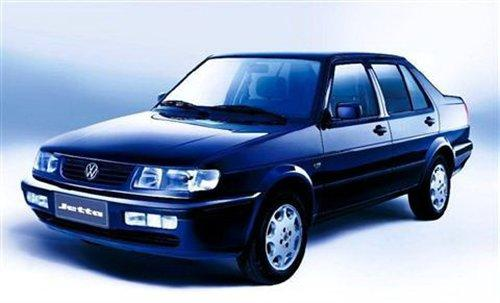 紧凑型家用轿车之王 图解大众捷达的历史(2)