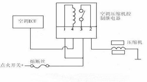 压缩机控制电路图