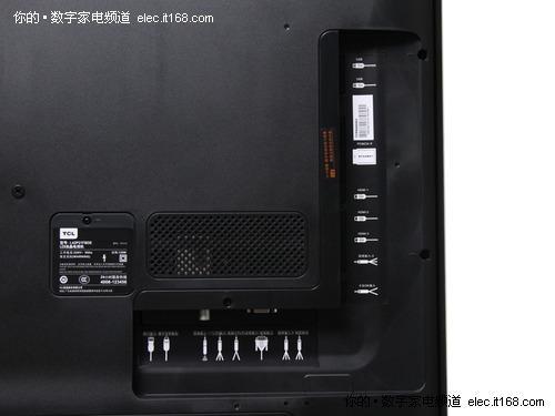 mitv新品 tcl 42寸ledp21液晶电视评测(2)