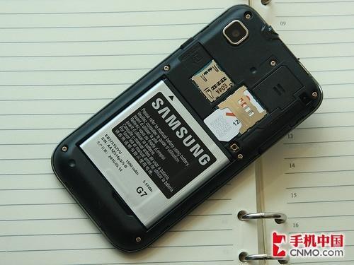 三星i9000手机内部结构