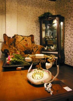 美式家具古典奢华
