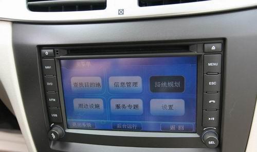 富康车仪表盘指示灯图解