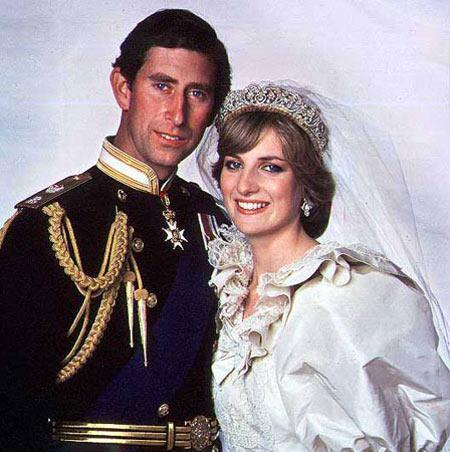 查尔斯王子和戴安娜 查尔斯王子和卡米拉 戴安娜王妃 戴安-查尔斯王