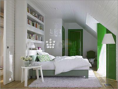 小户型客厅卧室变宽敞
