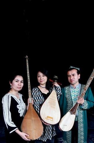 吴蛮与著名的克洛诺斯弦乐四重奏(kronosquartet)合作,于4年前在