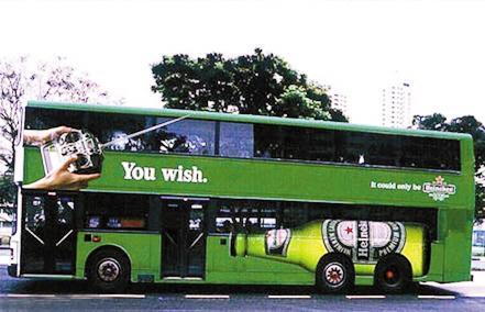 世界各地有趣车身广告 - □-轻松话题 relaxatio