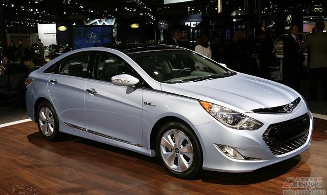 现代汽车3月在美销量增13 wbr 索纳塔涨2高清图片