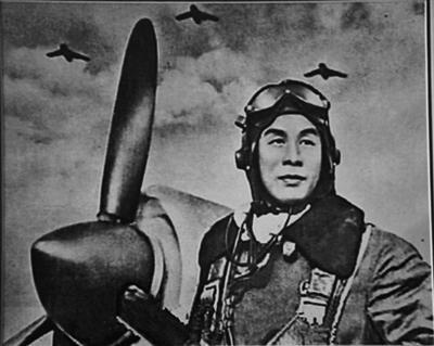 中国最后飞虎队员辞世 王牌飞行员 曾入狱