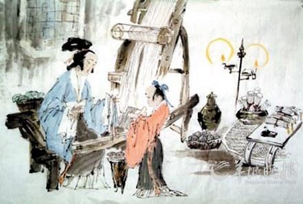 中国古代伦理