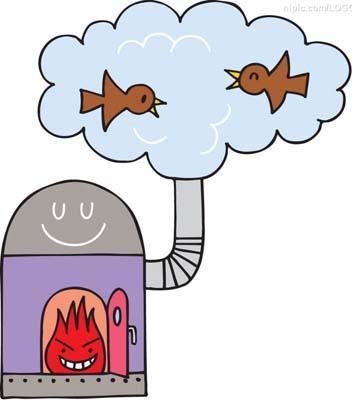 烧锅炉卡通�_国内小锅炉市场混乱 节能环保水平难以辨别