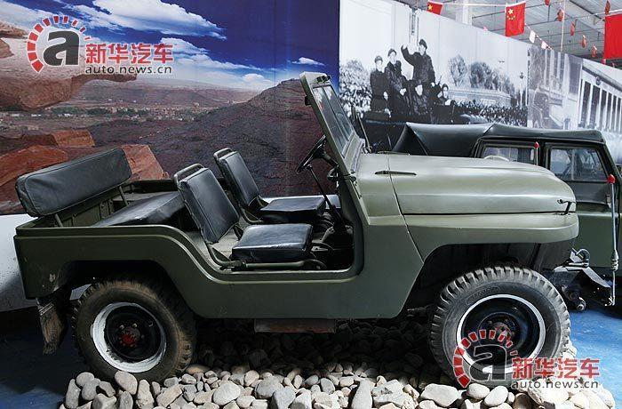 财经中心 汽车频道     上世纪60年代,应国家相关部门要求,北京汽车