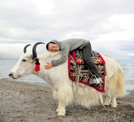 一个90后另类的传奇故事:骑着单车女孩进西藏女生公里2追狂图片