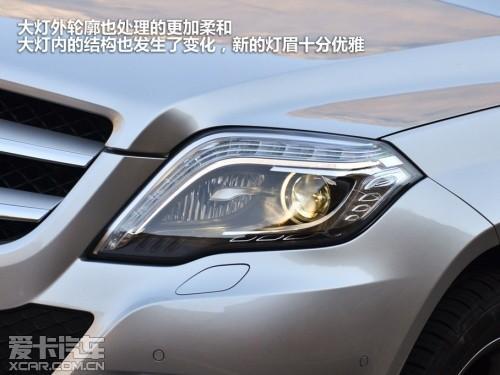 北京奔驰2013款奔驰glk 高清图片