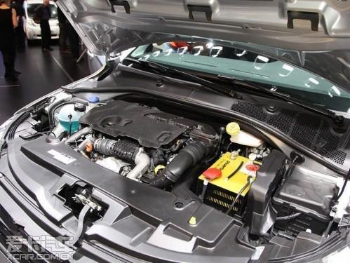 6cvvt发动机,随后会推出1.2t发动机车型.