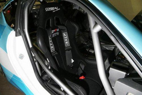 丰田86 gt4赛车面世 重度改装 298kw功率 中新高清图片