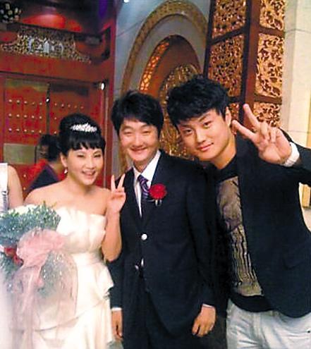 王大治被爆已在2010年成婚