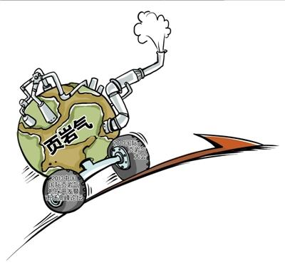 页岩气重磅会议本月密集召开 能源神话有望再现