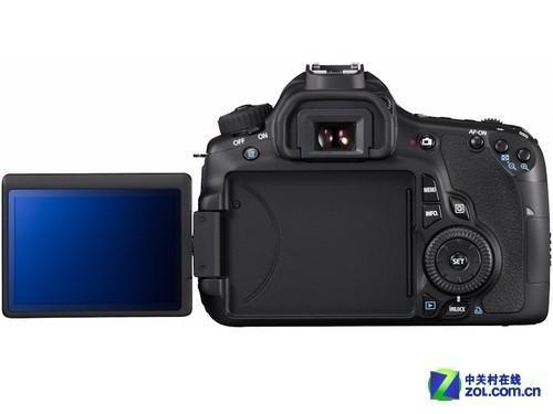 图为:佳能EOS 60D数码单反相机-1800万像素中端机 佳能EOS 60D