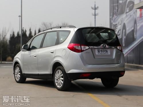 2013款江淮和悦rs的外观内饰进行了修改,相比老款车型要更高清图片