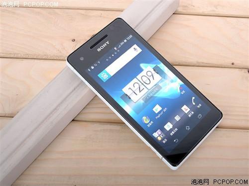 高清屏幕纤薄三防手机索尼lt25c图赏;
