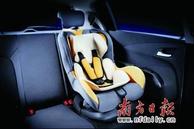 保护孩子乘车平安 驾车的母亲要多学技巧
