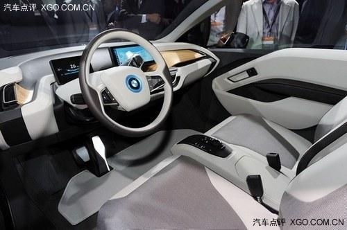 明年6月引入宝马i3电动车9月海外上市乐图纸高者机幻影忍甲图片