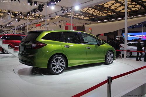 首推2.0l车型 东风本田杰德于9月上市