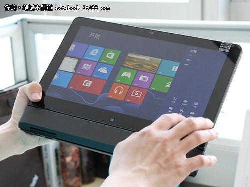 插拔变形本新玩法 ThinkPad X1 Helix评测