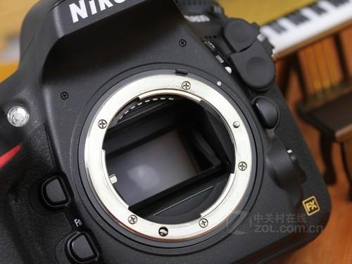 30万像素锐利拍摄 尼康D800单机降价图片