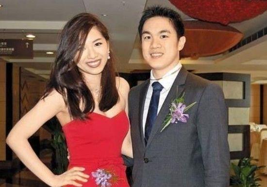 侯湘婷与富少认识一年就结婚 退娱乐圈定居纽约