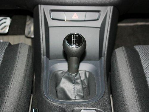 5t版年底上市 搭载6速手动变速箱