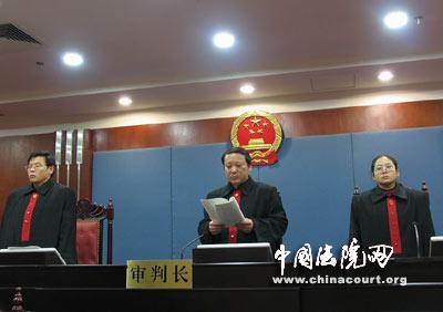 2005年1月,山东省青岛市原规划局局长张志光在济南市中级人民法院受审