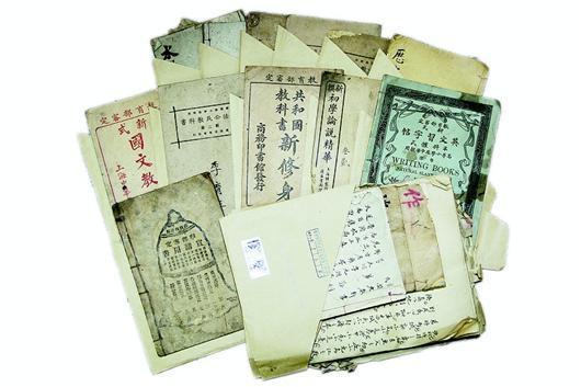 湖北省档案馆珍藏2万余件省级领导个人档案(图