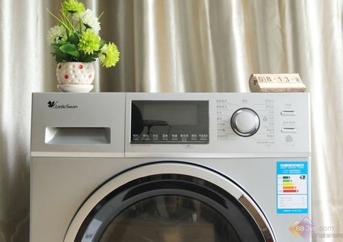 """自然洗涤更省心 小天鹅""""纯臻2.0""""洗衣机评测(6)"""