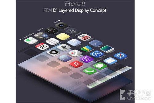 颠覆性设计来袭 全新iphone