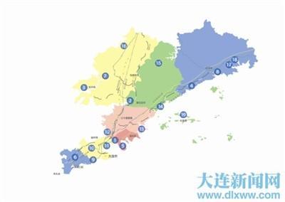 3   大连长兴岛经济区   ——国家级开发区,石化岛   重点发展装备