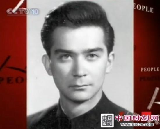 学霸版吴彦祖工程院院士王德民年轻时的英俊照片